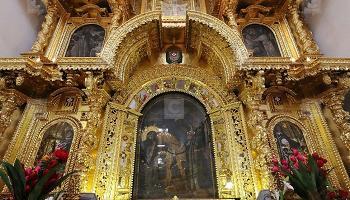 El Señor de Huanca