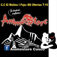 Logo Animestore Cusco