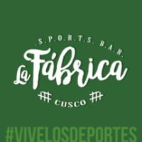 Logo La Fábrica Sports Bar