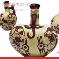 Logo Recuerdos y Artesanías Ayni Cusco