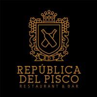Logo República del Pisco