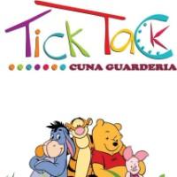 Logo Tick Tack Cuna guarderia