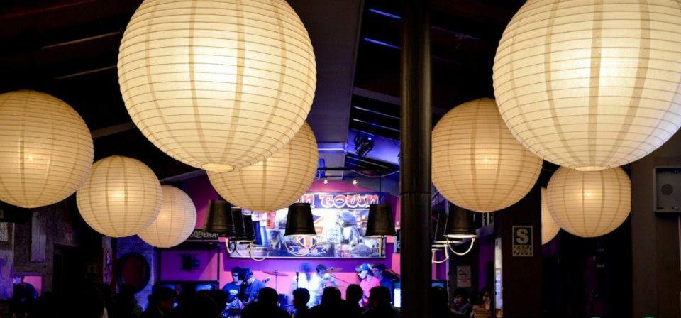 London Town Lounge Bar - London Town