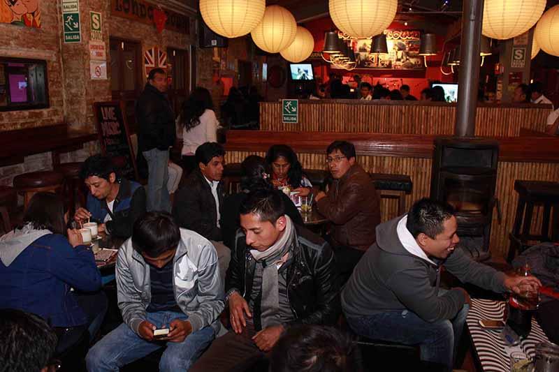 London Town Lounge Bar -