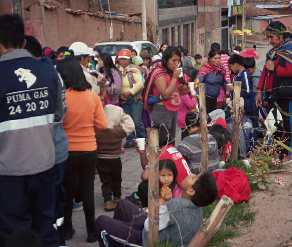 PumaGas - Actividades sociales