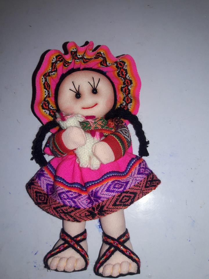 Artesanía Joly Cusco - Muñecha