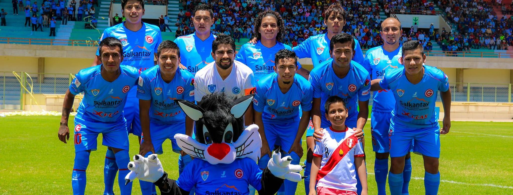 Portada CLUB Deportivo Garcilaso