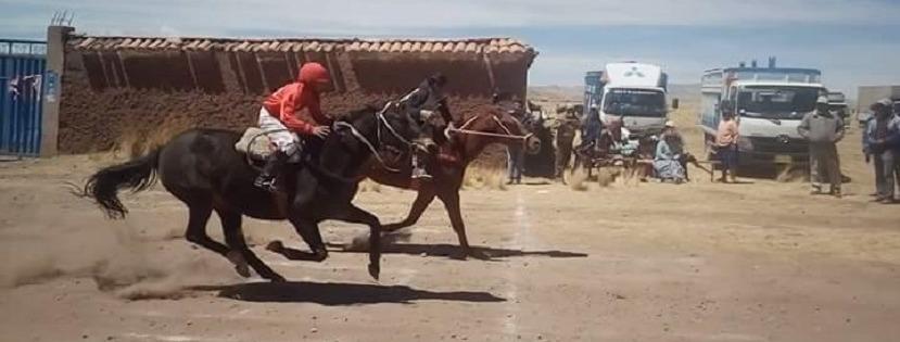 Portada Club Hípico Cusco