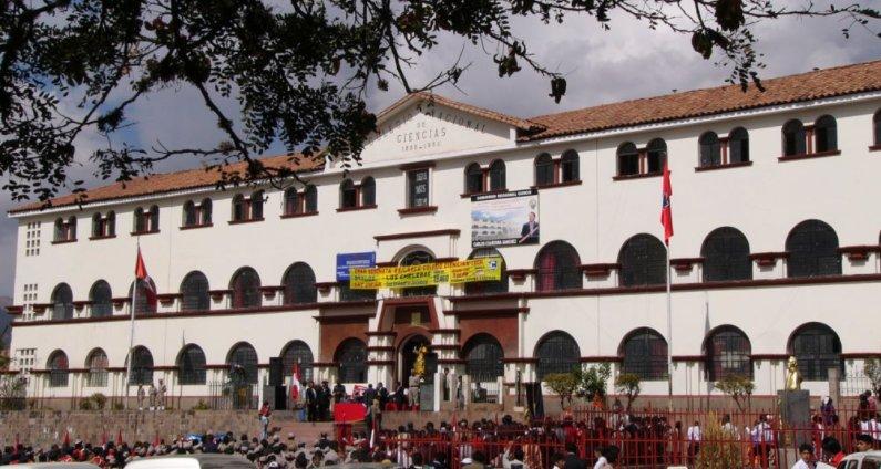 Portada Glorioso Colegio Nacional de Ciencias