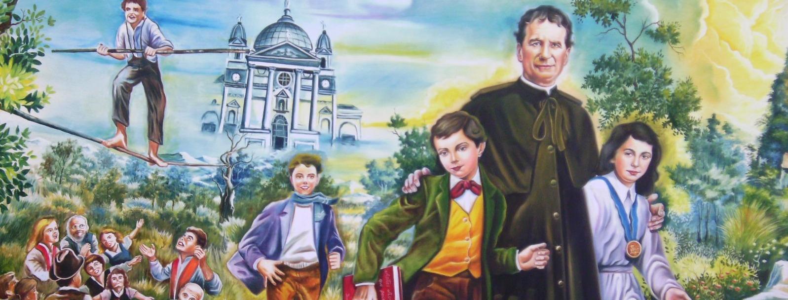 Portada Colegio Salesiano Cusco