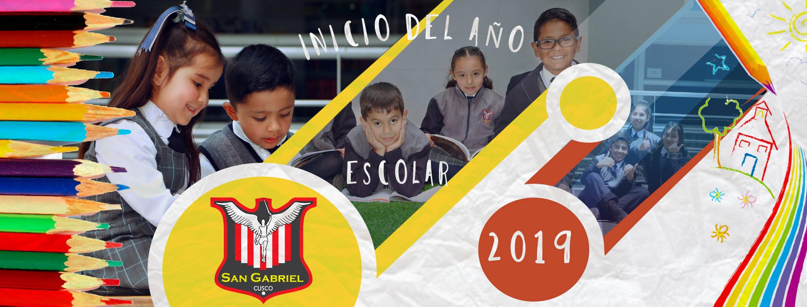 Portada Colegio San Gabriel Cusco