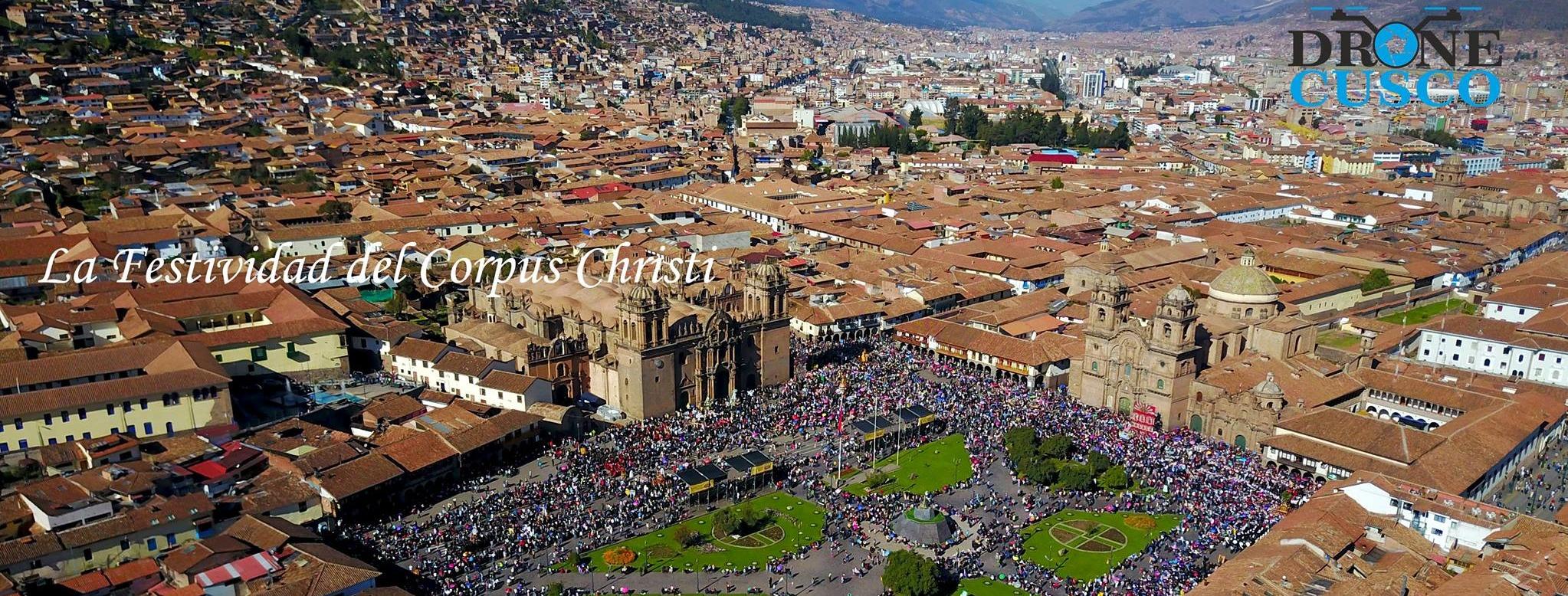 Portada Cusco Drone