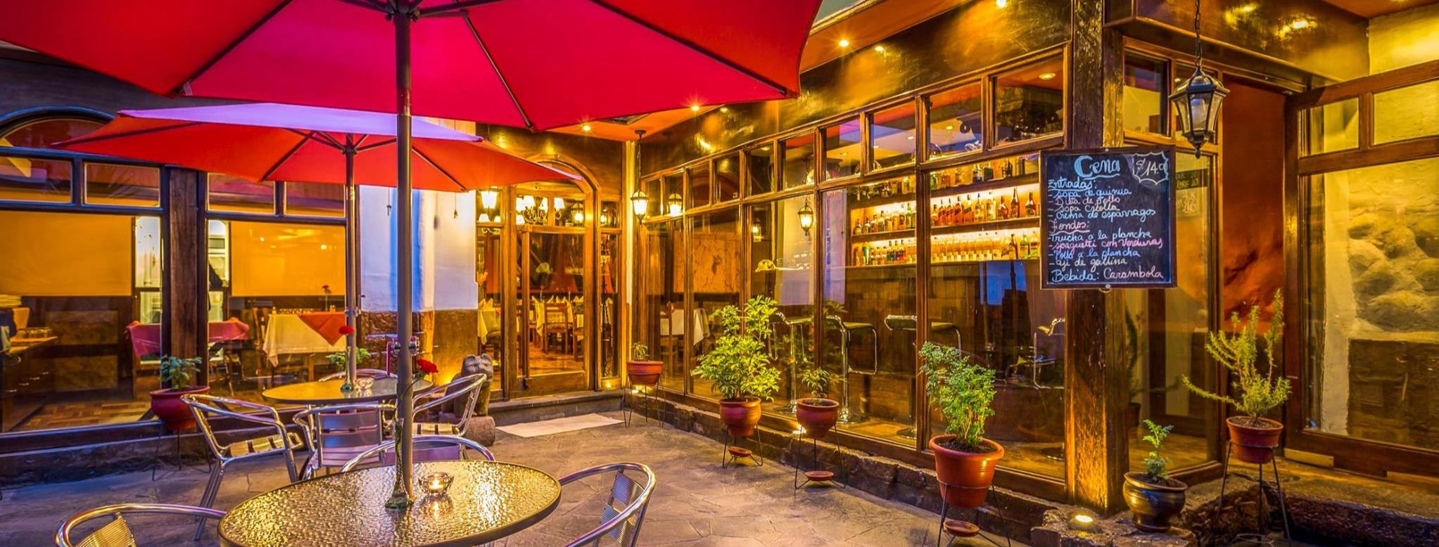 Portada Cusco Oblitas Casa Hotel