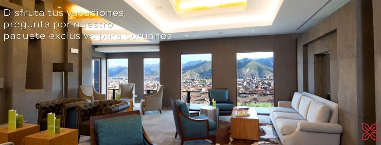 Portada Hilton Garden Inn Cusco