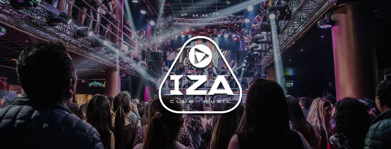 Portada IZA Club