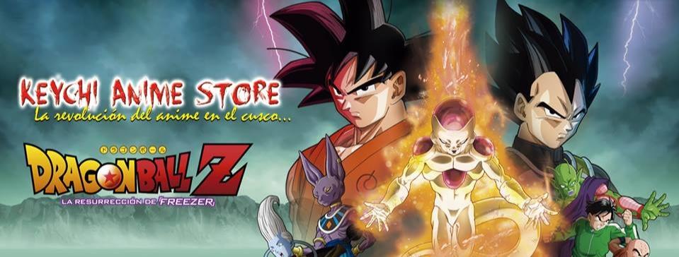Portada Keychi Anime Store Cusco