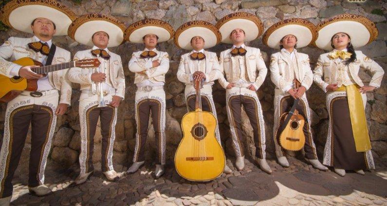 Portada Mariachi Los Charros Cusco