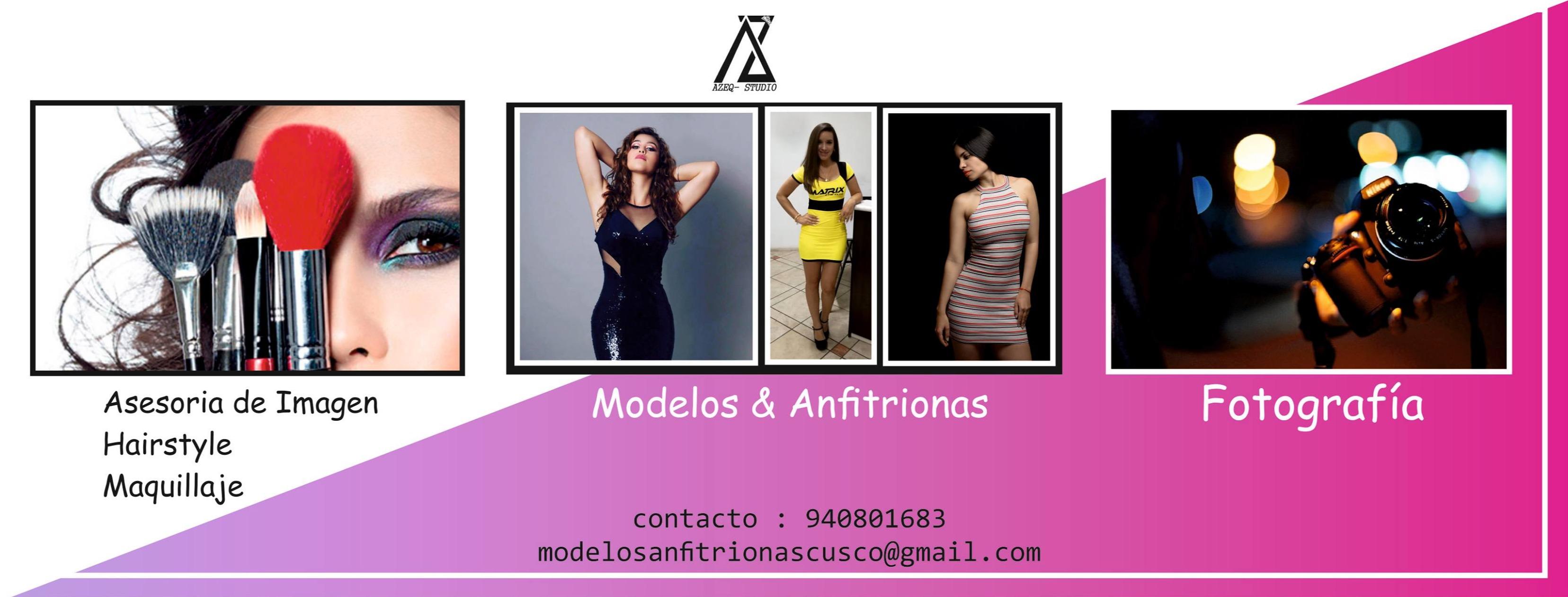 Portada Modelos & Anfitrionas Cusco