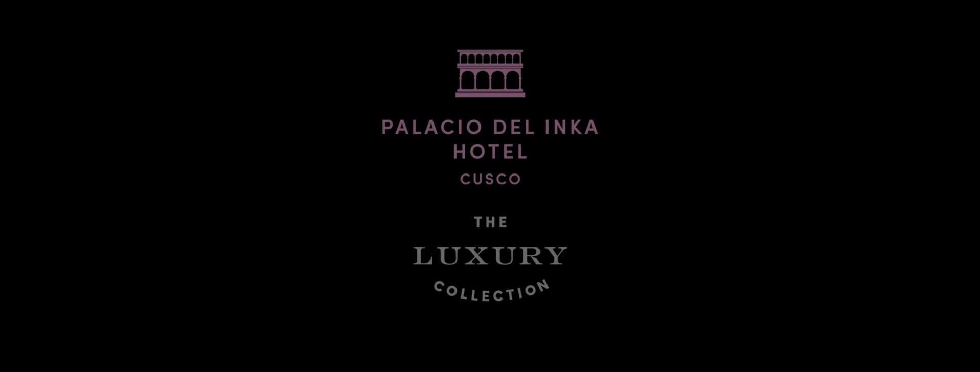 Portada Palacio del Inka Hotel
