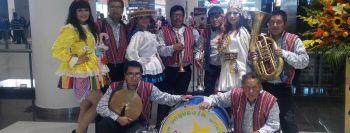 Miniatura Banda Orquesta Show STAR CUSCO