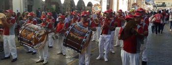 Miniatura Banda Orquesta Super Latino Cusco