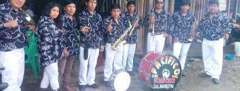 Miniatura Banda y Orquesta Pacifico