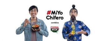 Miniatura China Wok