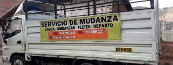 Miniatura CUSCO Mudanza