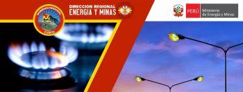 Miniatura Dirección Regional de Energía y Minas