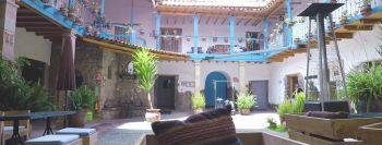 Miniatura Hotel Arqueologo Cusco