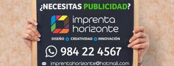 Miniatura Imprenta Horizonte Cusco