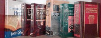 Miniatura Librería Bíblica Cristiana Raíces