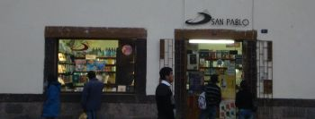 Miniatura Librería San Pablo Cusco