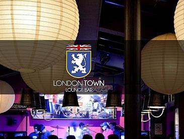 Miniatura London Town Lounge Bar