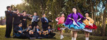 Miniatura Orquesta de Cámara Inkaica