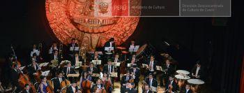 Miniatura Orquesta Sinfónica del Cusco