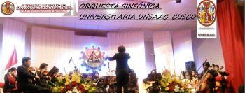 Miniatura Orquesta Sinfónica Universitaria Unsaac - Cusco
