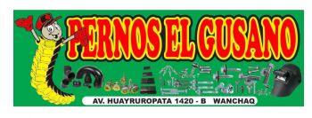 Miniatura Pernos Cusco El Gusano