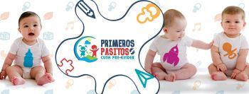 Miniatura Cuna Pre Kinder Primeros Pasitos