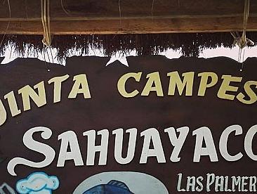 Miniatura quinta campestre sahuayaco