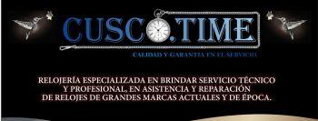 Miniatura Relojería Cusco.time