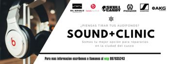 Miniatura Sound Clinic