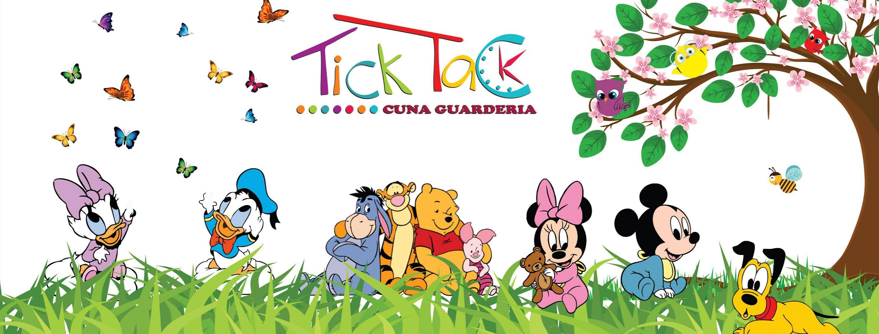 Portada Tick Tack Cuna guarderia