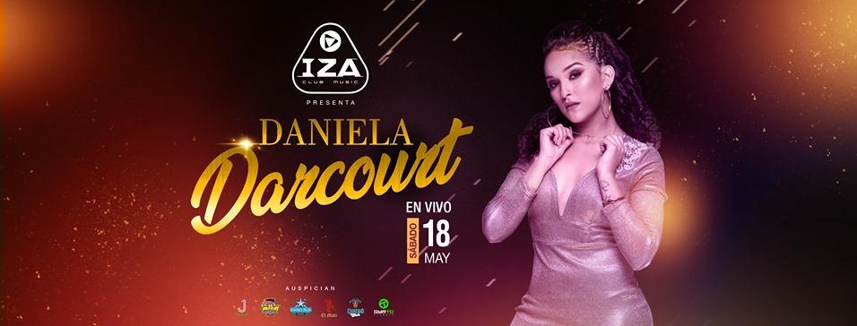 Portada Daniela Darcourt en Cusco