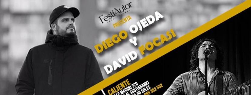 Portada Diego Ojeda & David Focasi en Cusco