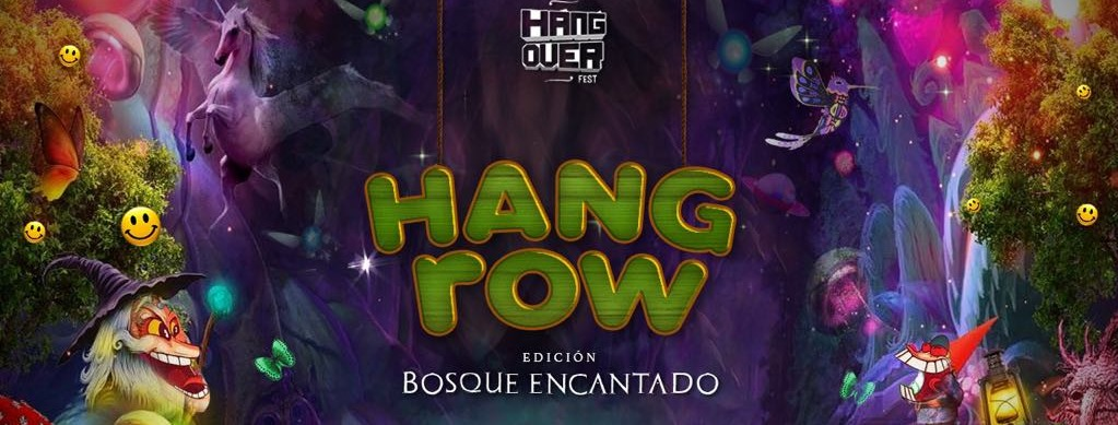 Portada Hang Row By Hangover Fest