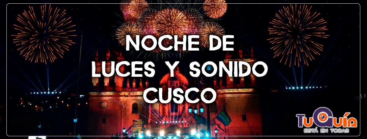 Portada Luces y Sonido Cusco