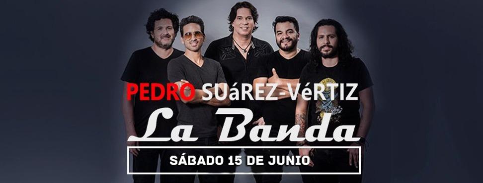Portada PEDRO SUÁREZ VÉRTIZ - La Banda