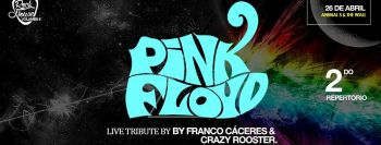 Miniatura Special Pink Floyd by Franco Caceres & crazy Rooster